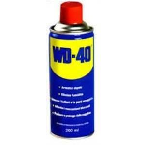 elettroservice lubrificante multifunzionale 200ml wd-40 w020585410