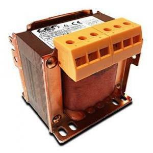 lef trasformatore monofase comando 300va 230/400v 12-0-12v q030c24