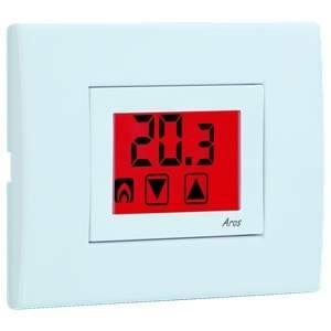 vemer termostato incasso touch aros-230 ve459400