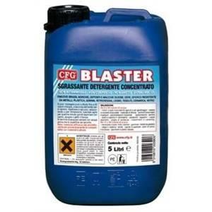 cfg tanica sgrassante detergente blaster concentrato da 5lt d00402