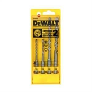 dewalt set 4 punte sds-plus 5-6-8-10 mm dt9700-qz