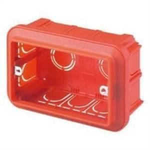gewiss scatola incasso 3 posti big-box gw24403