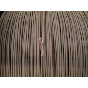 cavi al metro cordina unipolare sezione  1,5 mm  marrone n07v-k1x1,5ma