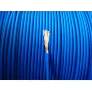 cavi al metro cordina unipolare  sezione 2,5 mm  cavo blu n07v-k 1x2,5b