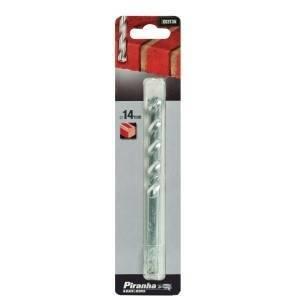 black & decker punta zincata per muratura 14mm x53135-qz