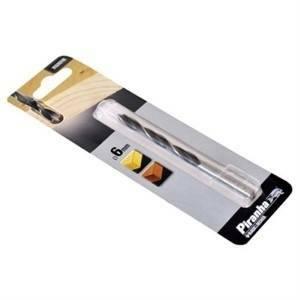 black & decker punta elicoidale per legno 6mm x52016-qz