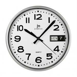 lowell orologio parete quarzo con calendario 00945dd