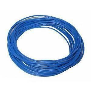 cavi 100 metri di cordina unipolare sezione da 0.5mm colore blu h05v0,5bl/b100