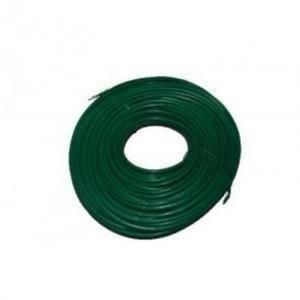 cavi 100 metri di cordina unipolare sezione da 0.5mm colore verde h05v0,5ve/b100