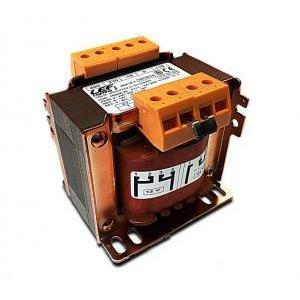 lef trasformatore monofase 100va 230.400v / 24w48v ts010c48