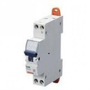 gewiss gewiss interruttore automatico magnetotermico 1p+n 10a gw90026