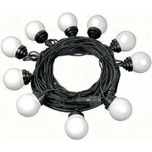 Lectra trading catena di luci per feste con lampadine led luci colorate 1175292