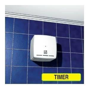 vortice aspiratore centrifugo da muro con timer ariett 0000011966 11966