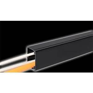 escher canalina per cavi elettrici 16x10mm colore nero 2,64 f39125116