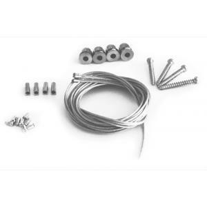 century kit sospensione per pq-40 pannello led kit-pq40