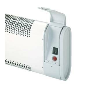 vortice mini termoventilatore a parete microrapid 600w 70602