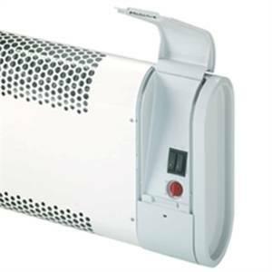 vortice termoventilatore miniaturizzato da installare a parete microrapid 2000w 0000070632 70632