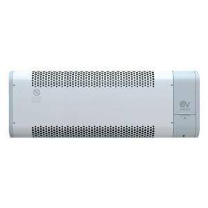 vortice vortice mini termoventilatore a parete microrapid 2000w con timer 0000070681 7068170681