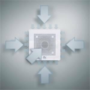 vortice aspiratore elicoidale da muro punto evo timer evoluto 0000011261 11261