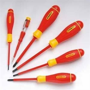 stanley stanley set 6 cacciaviti isolati fat max 0-65-4413253560654412