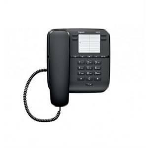 siemens telefono a filo 4 memorie nero da310b