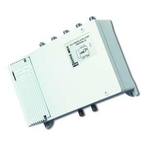 fracarro amplificatore larga banda 4 ingressi 40 db mbx5740lte 235108