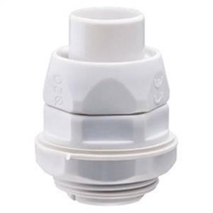gewiss raccordo girevole diritto con passo gas - rdg - ip54 - diametro guaina 10mm dx54210