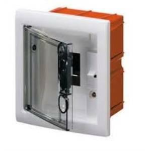gewiss centralino 4 moduli ip40 porta fume' gw40602
