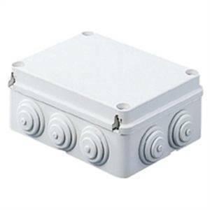 gewiss scatola da incasso 190x140x170 per esterno gw44007
