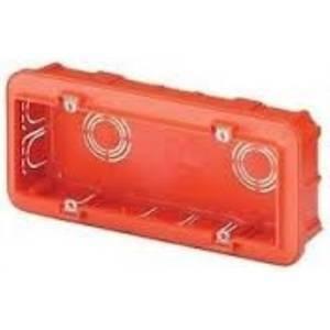 gewiss scatola da incasso 6 posti bigbox modulari per muratura gw24406