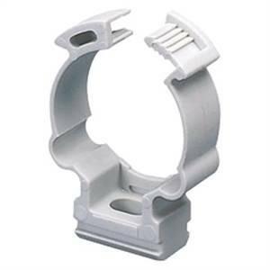 gewiss supporto a collare in polimero antiurto per tubo diametro 20mm gw50606