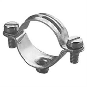 gewiss collare zincato filettatura m6 diametro 31-32 mm gw50808