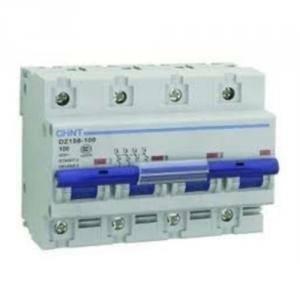 chint interruttore magnetotermico 4p 125a 10ka dz158-4p 51417