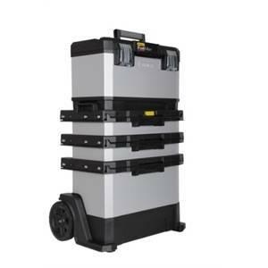 stanley stanley carrello porta utensili in metallo fat max 1-95-622