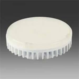 Marino cristal lampadina piatta led 7w attacco gx53 luce for Lampadine faretti led luce calda