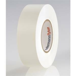 hellermann tyton htape-flex15-25x25 nastro colore bianco 710-00138