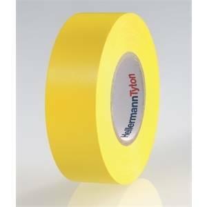 hellermann tyton htape-flex15-25x25 nastro colore giallo 710-00135