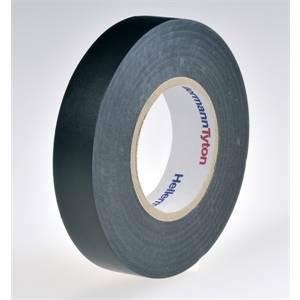 hellermann tyton helatape flex 15 - nastro isolante in pvc multiuso colore nero 710-00115