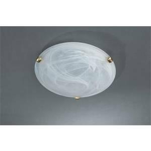 massive philips plafoniera zara in vetro alabastro bianco diametro 30cm philips 707480131 70748/01/31