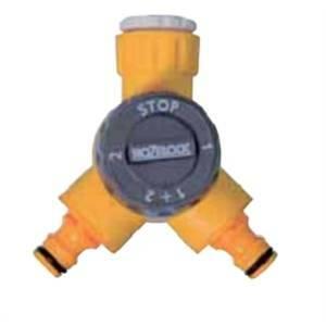 escher rubinetto a due vie regolabile g07821000