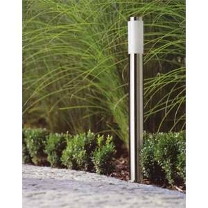 massive philips palo utrecht segnaviali esterno acciaio inox 80cm philips 019090147 01909/01/47