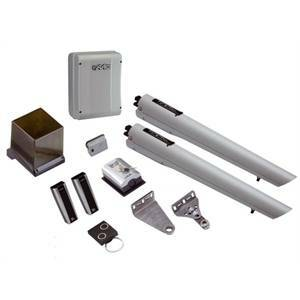 faac handy kit 24v safe per cancelli a battente 105998