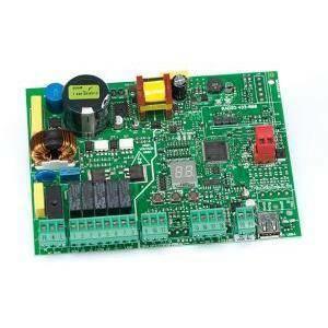 faac scheda elettronica e045 omnidec - 2easy - green tech 790005
