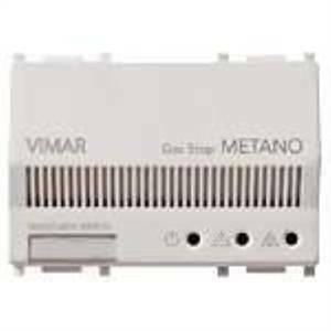 vimar plana rivelatore di gas metano colore bianco 14420