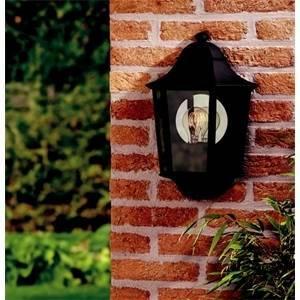 massive philips applique da parete per esterno napels 013040130