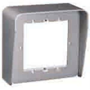 urmet custodia con visiera 1 modulo senza cornice 1148/311
