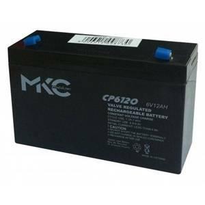 melchioni batteria al piombo 6v 12ah 491460203
