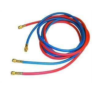 tecnogas tubazione flessibile per vuoto e carico per gas r22 tr422 b r407 c r404 a r134 a r410 a 11458
