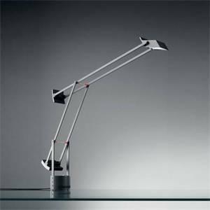 artemide artemide lampada da tavolo tizio led 8w nero a009210
