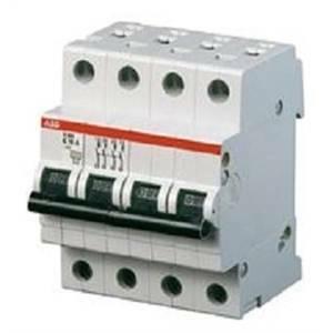 abb interruttore magnetotermico 4p 16a 10ka s 204 m-c16 2cds274001r0164 s550758